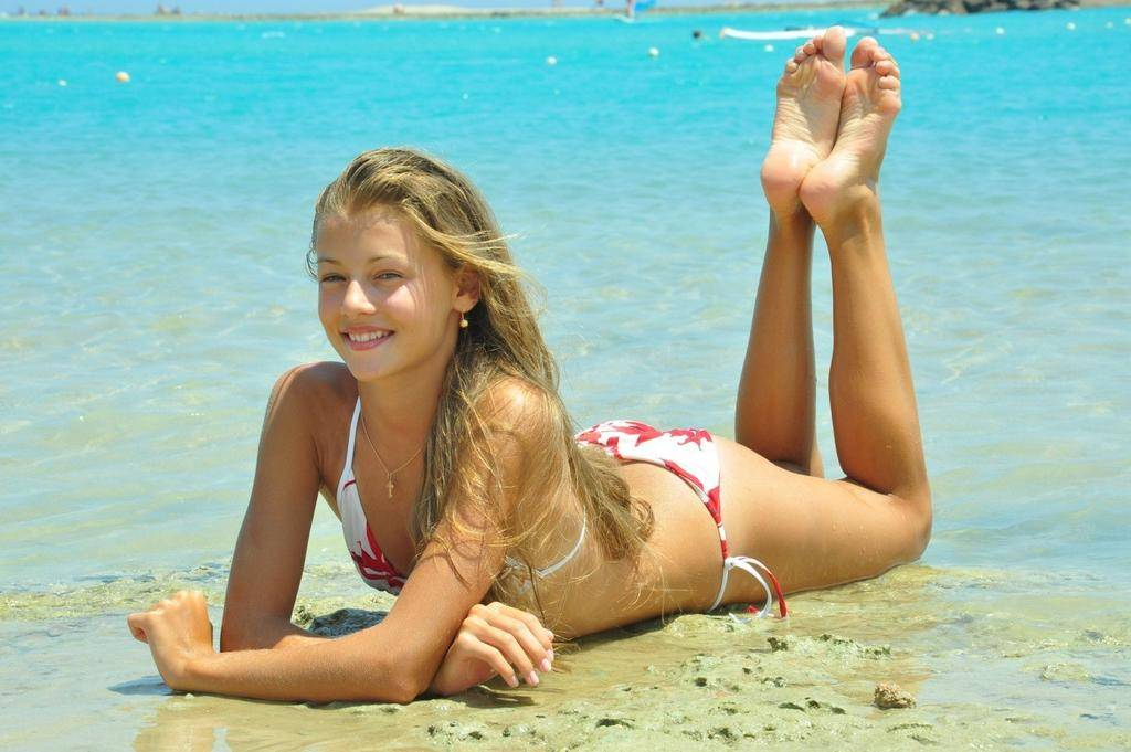 Beach soles