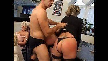 Girl playing with my foreskin and spits on the cock licking the drool.