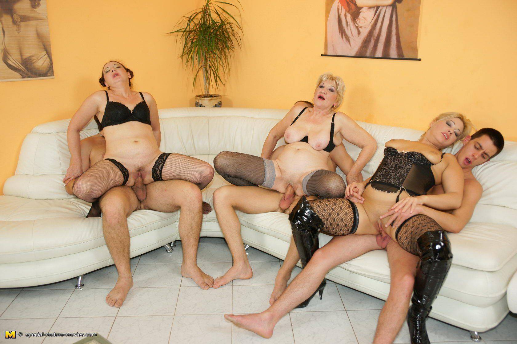 best of Orgy Group mature