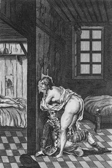 18th 19th century erotic art - New porn.