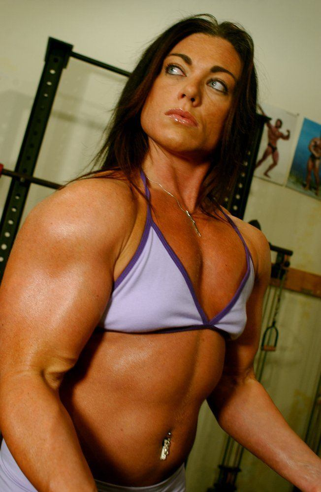Nova reccomend Female bodybuilder tiny tits