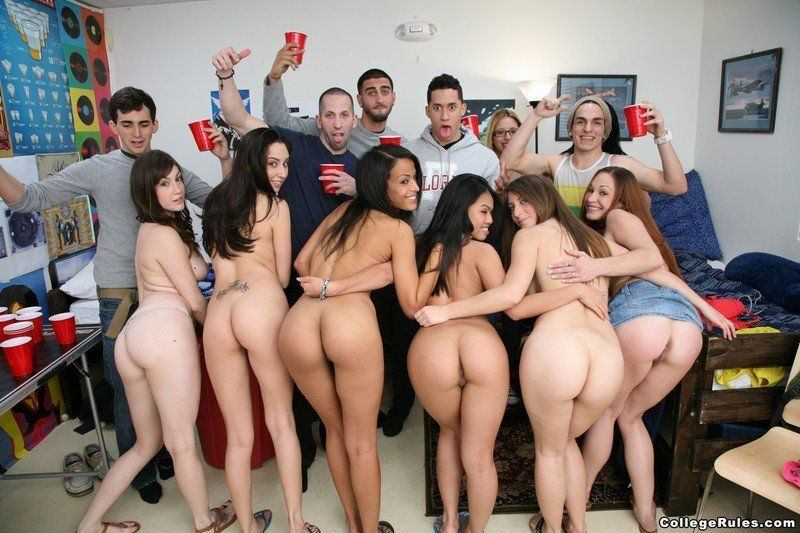 Home P. reccomend Crazy college party porn