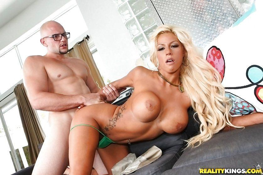 Golden G. reccomend Big tits boss gianna capone