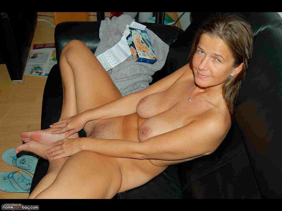 Nude At Home nudist around the house - porno photo.