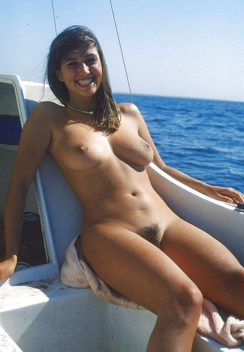 best of Amateur sailing Naked women