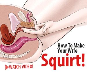 When females squirt