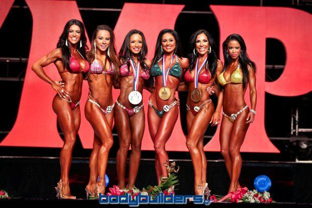 The B. reccomend Amateur fitness contest