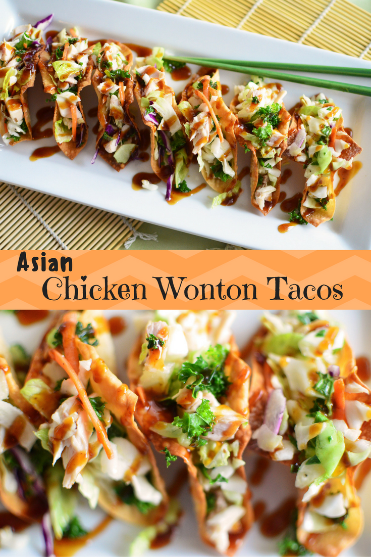 best of Asian tacos Applebees recipe wonton
