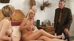 Hot naked blonde soccer moms
