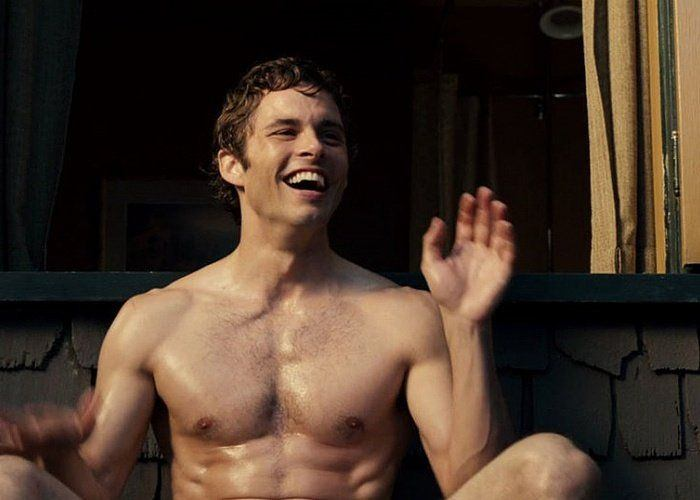 best of Nude James scene marsden