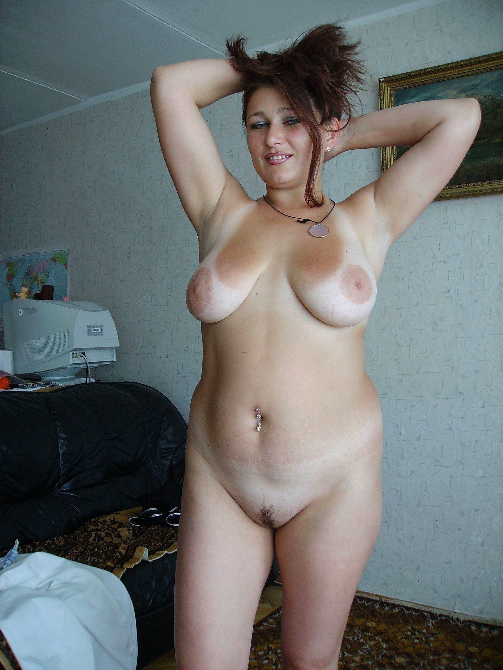 hairy lesbian double dildo