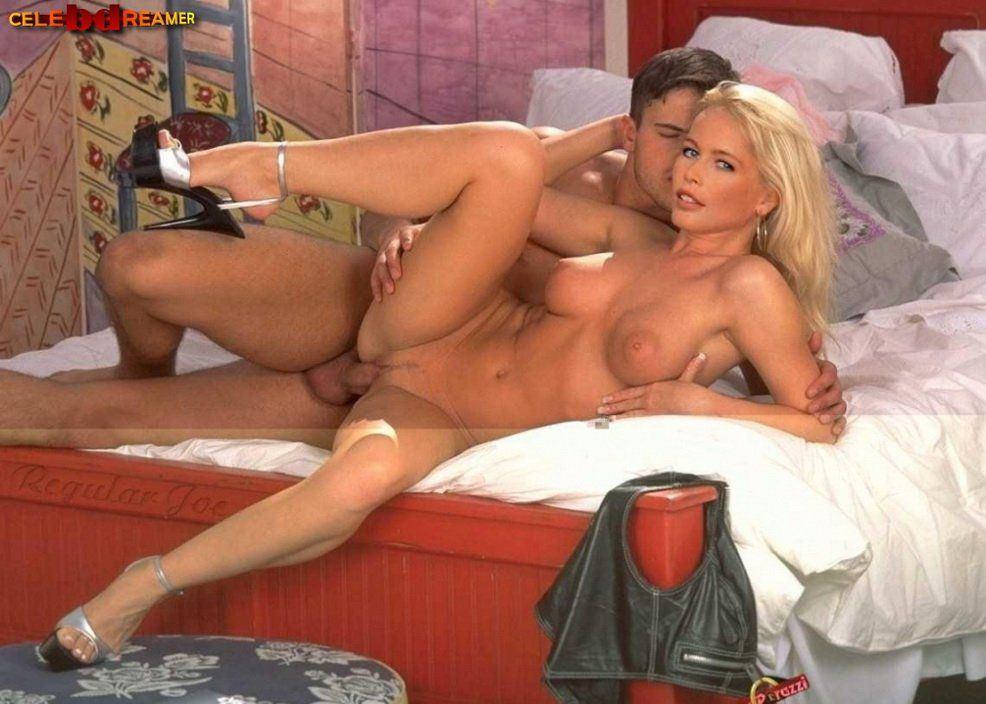 Claudia schiffer sexy sex