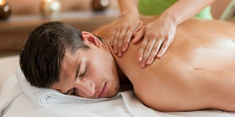 best of Massage surrey Handjob