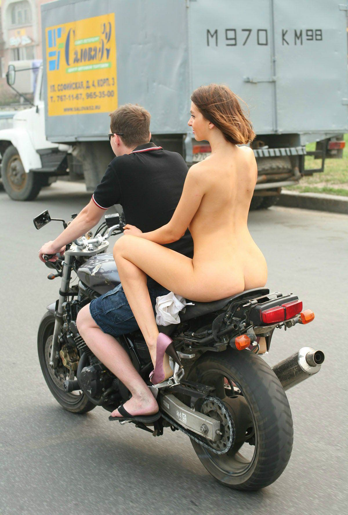 best of Sportbike Nude girl on