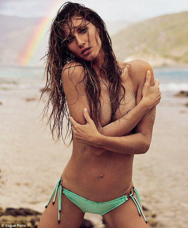 Vanilla B. reccomend Giselle sanchez nude pics