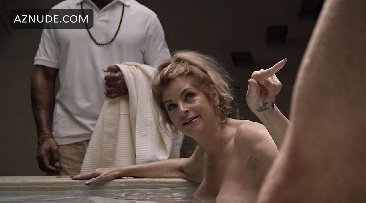 Kirstie alley naked