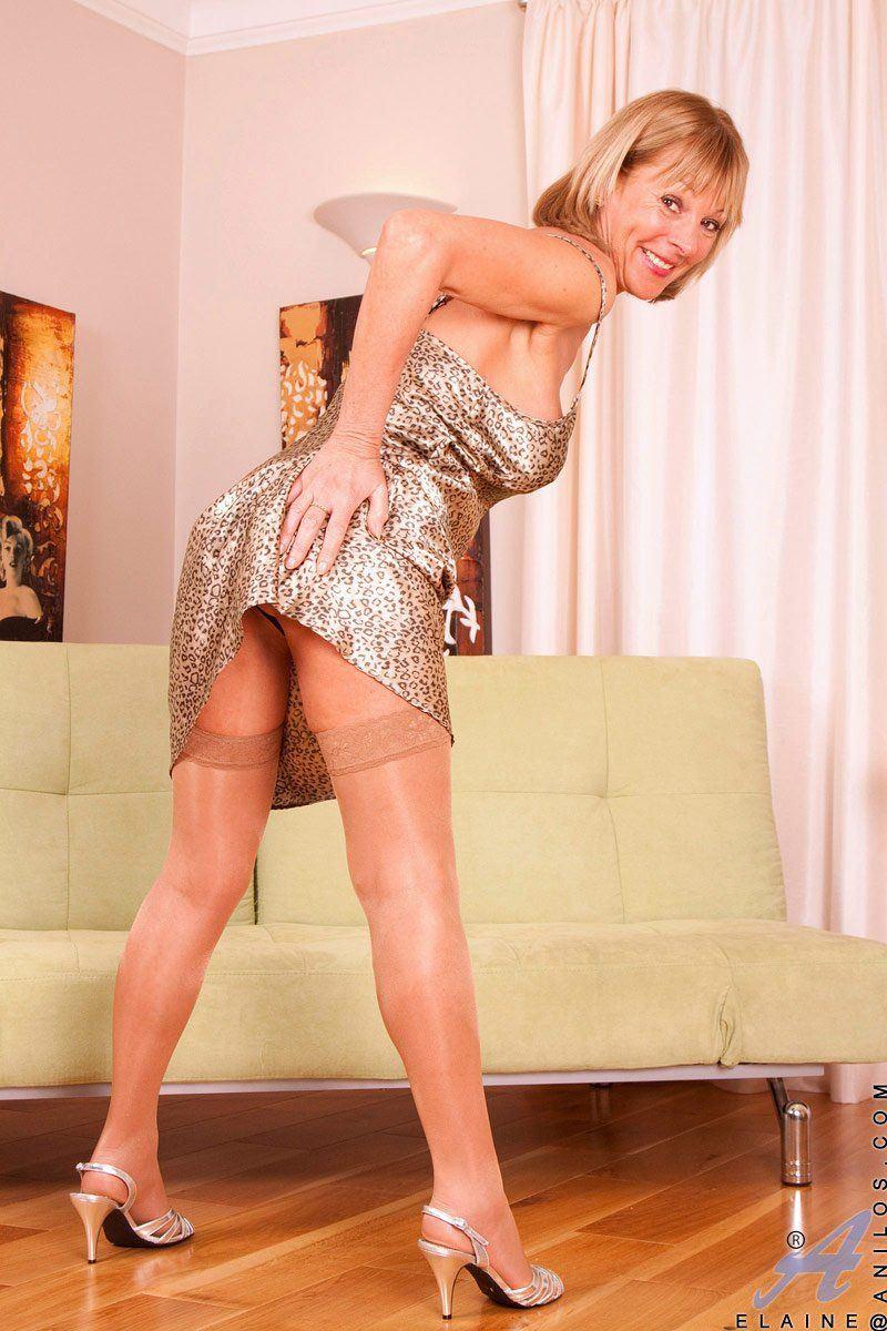 best of Mature star Elaine pictures porn