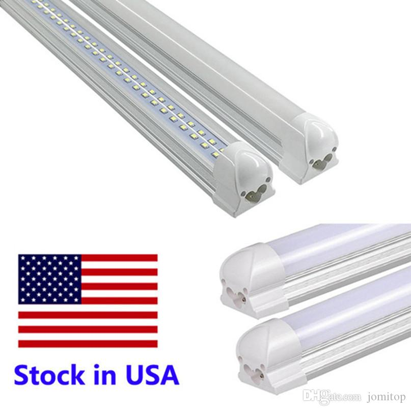 King o. A. reccomend Flourescent 8 foot strip fixture