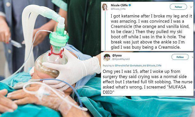 Medical sedation gay fetish