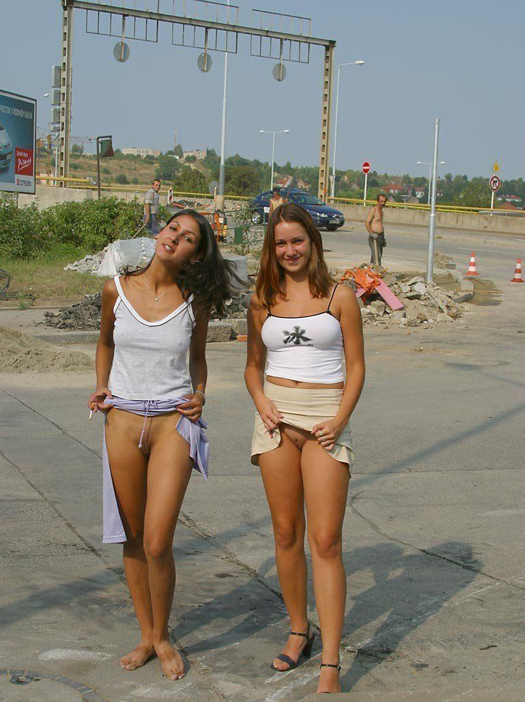 best of Flashing in public Accidentally