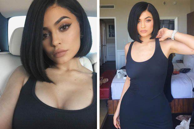 best of Look alike jenner porn Kylie