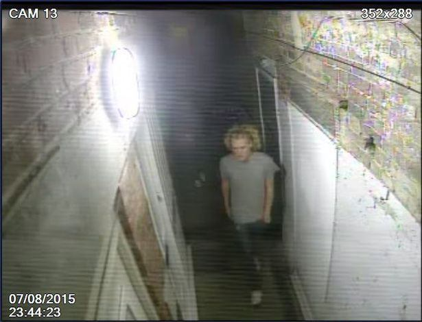 D-Day reccomend Caught peeing on cctv