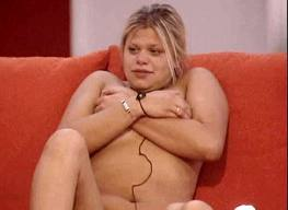 Nackt  Jade Goody 'There was