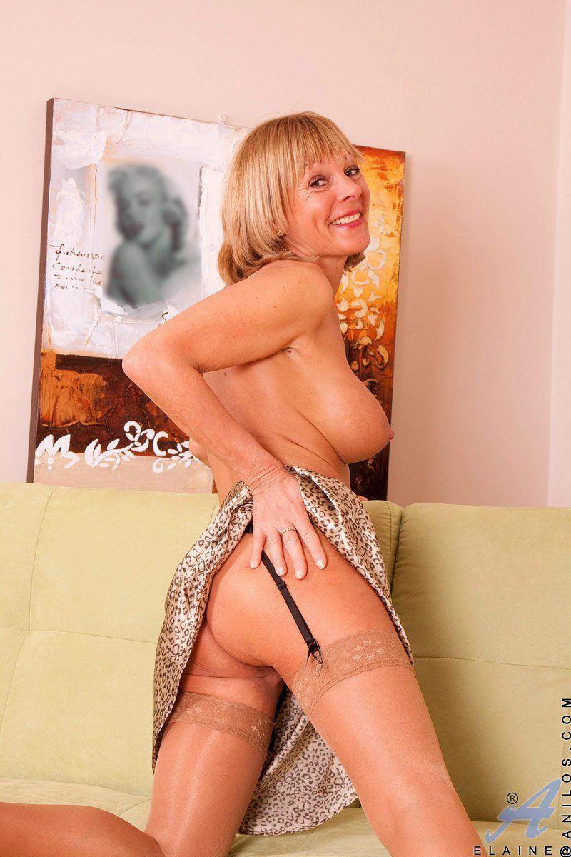 Elaine mature porn star pictures