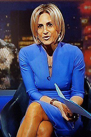 best of Upskirt Emily maitlis