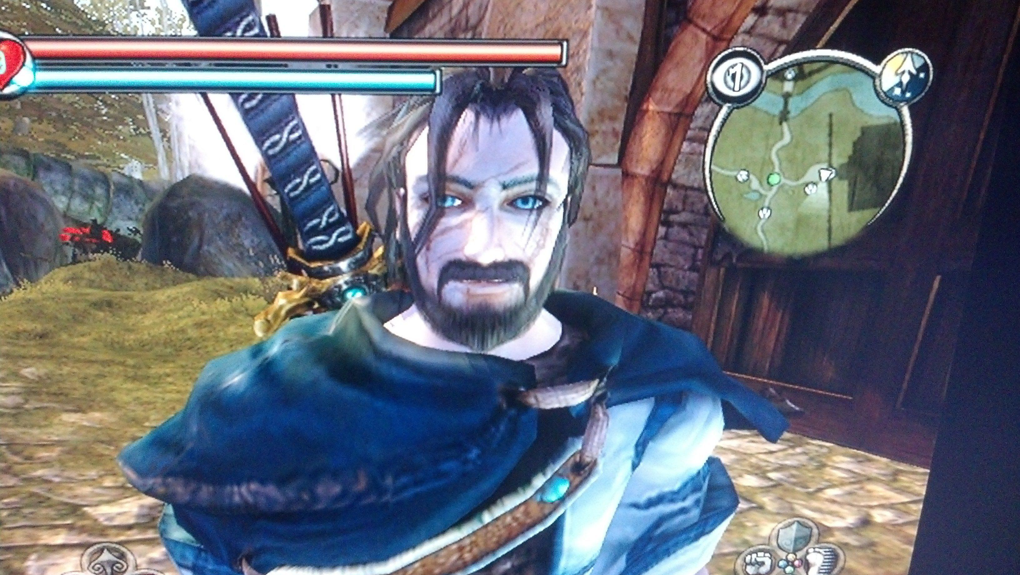 best of Facial cards Fable hair