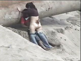 best of Couple beach Indian nude