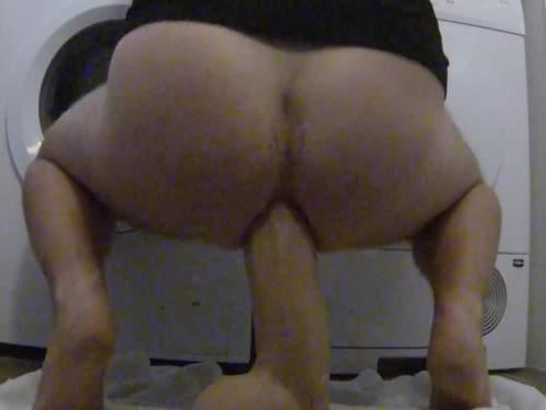 Male anal homade dildo