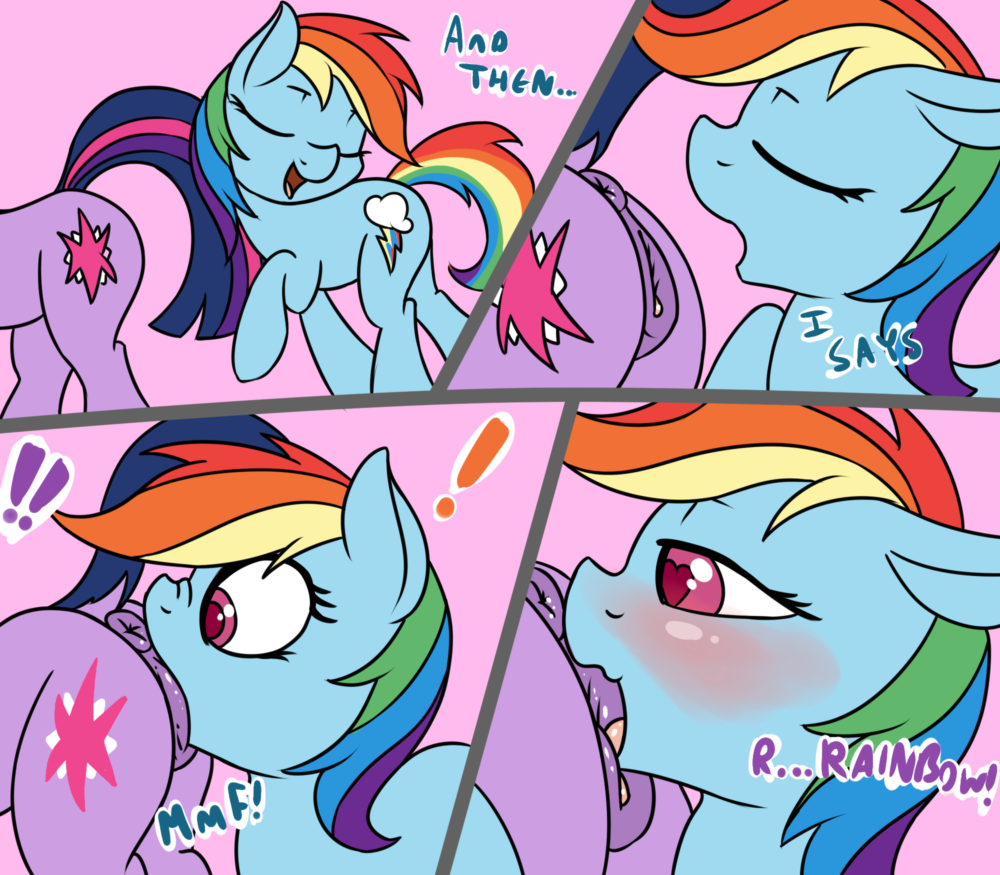 Mlp Rainbow Dash Sex