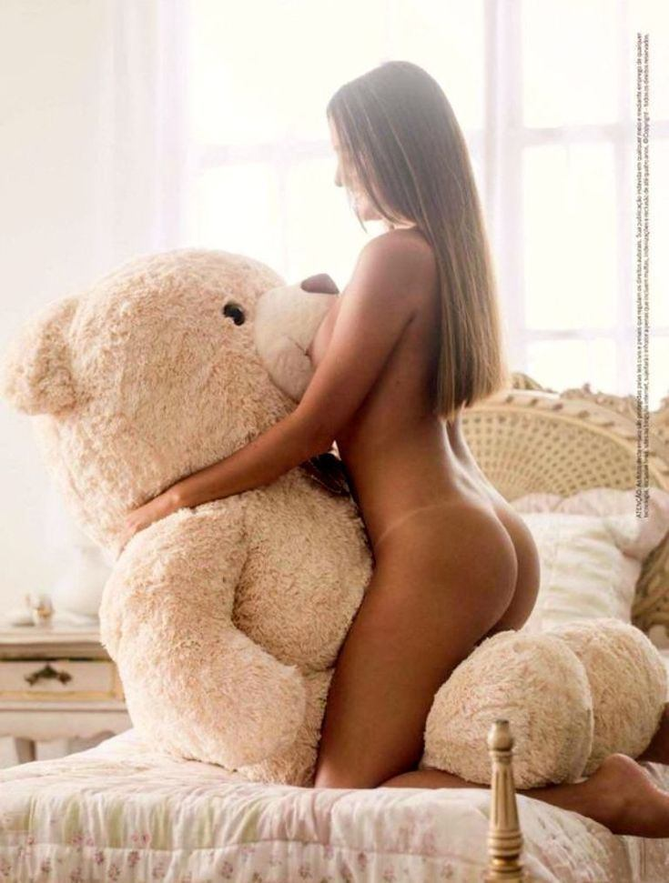 best of Nude girl teddy Petite with