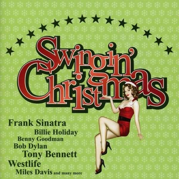 Swinging christmas cd